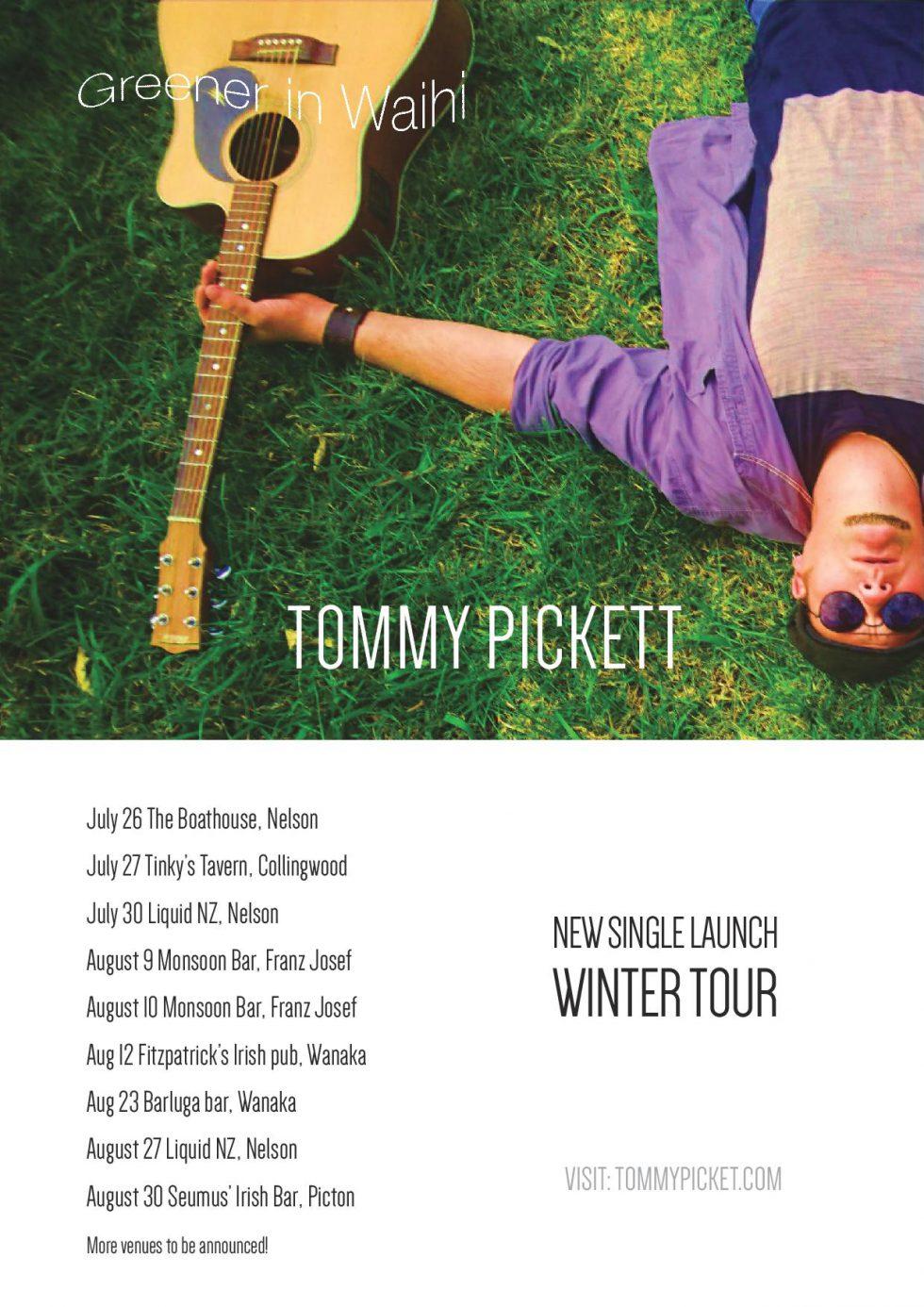 Tommy Pickett 🗓