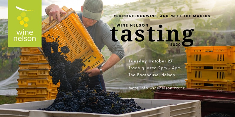 The Official Nelson Wine Tasting 2020 NEW DATE! 🗓