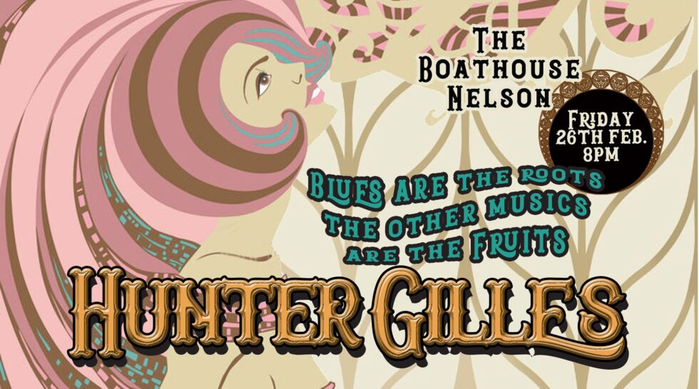 Hunter Gilles At The Boathouse 🗓