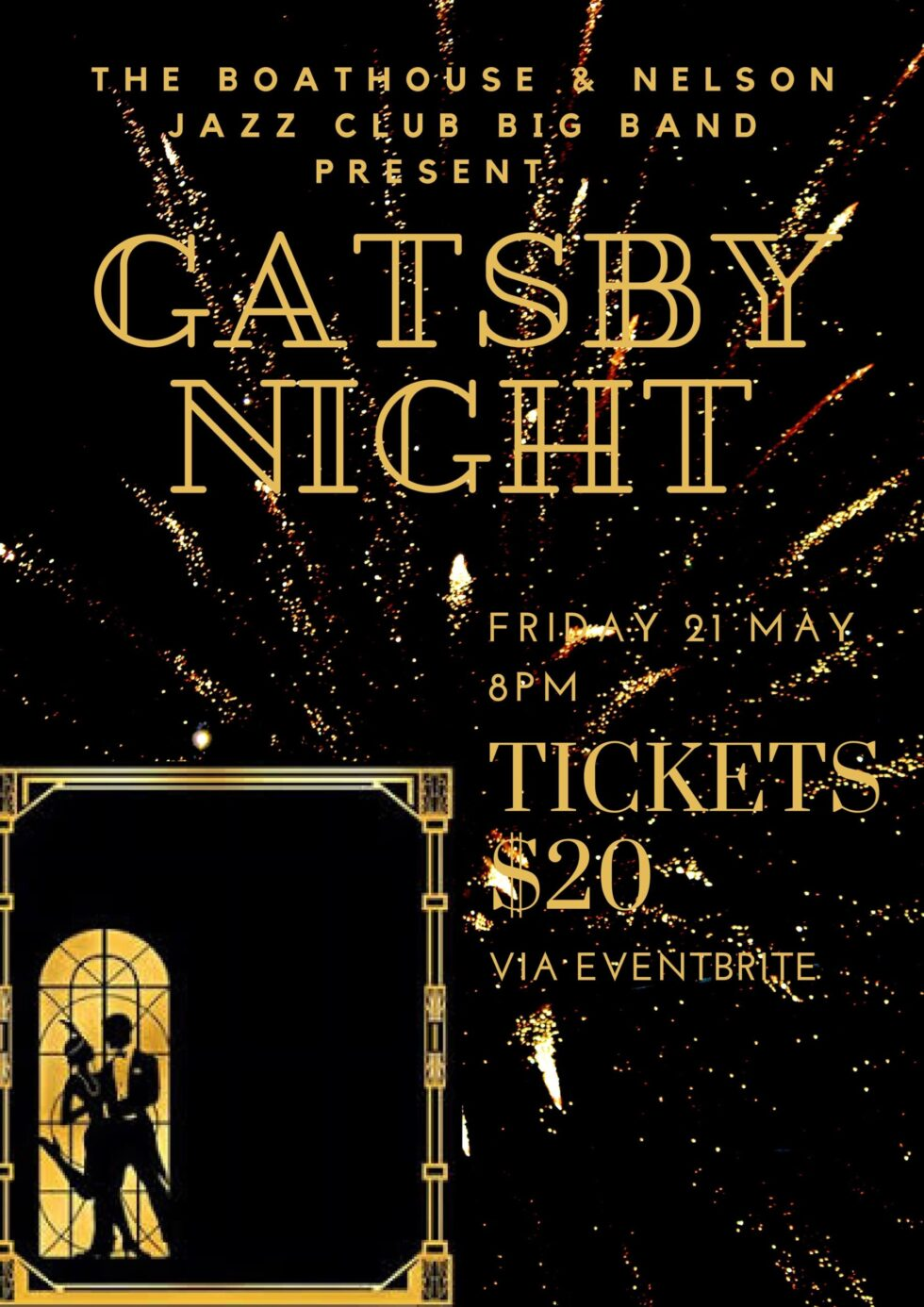 Gatsby Night At The Boathouse 🗓