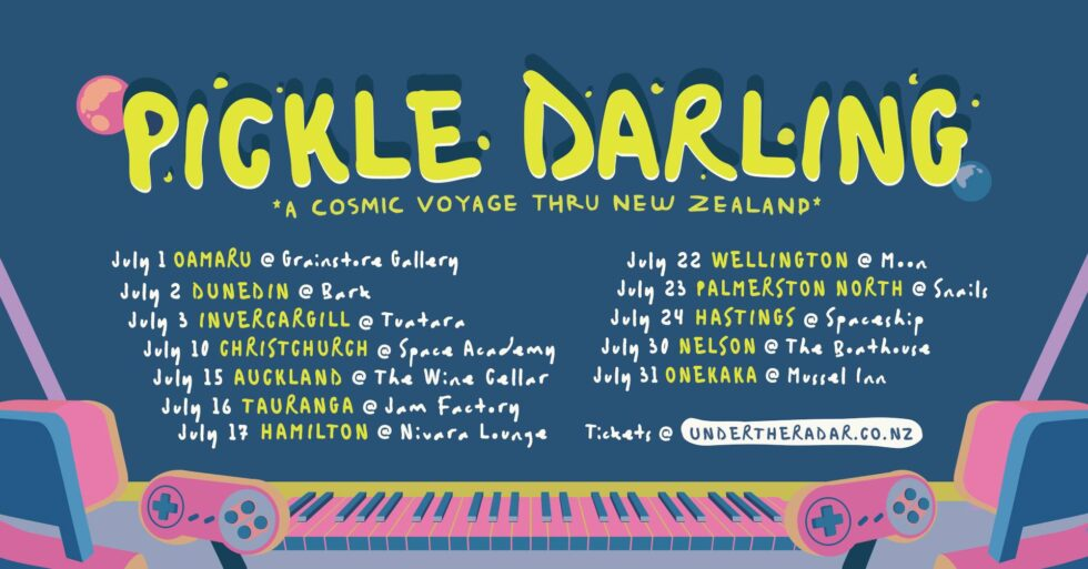 Pickle Darling At The Boathouse 🗓