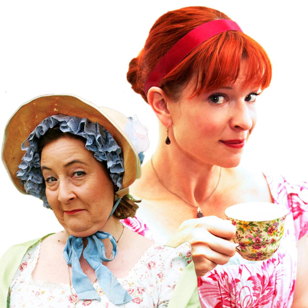 Austen Found 🗓 🗺