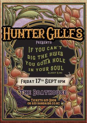 Hunter Gillies 🗓